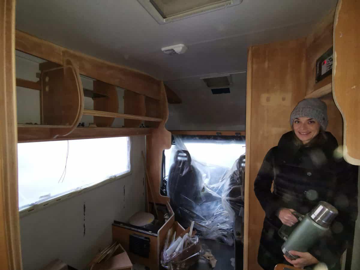 Wohnmobil Renovierung Bild 18