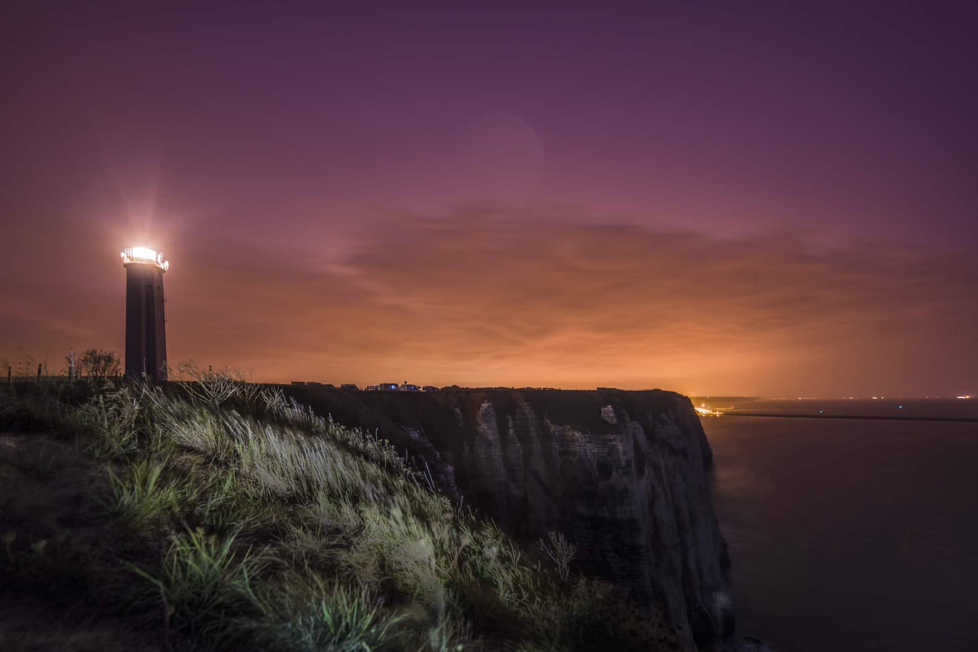 Leuchtturm_Etretat